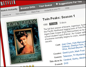 Stream Twin Peaks & Watch Episodes Online On Instant