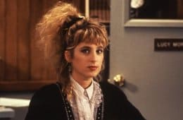 Kimmy Robertson (Lucy Moran) interview