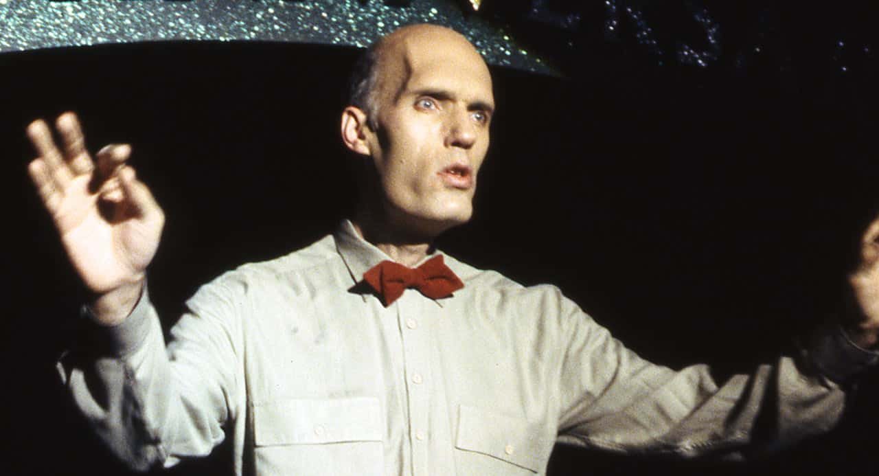 Carel Struycken Compares Filming Twin Peaks To Mass
