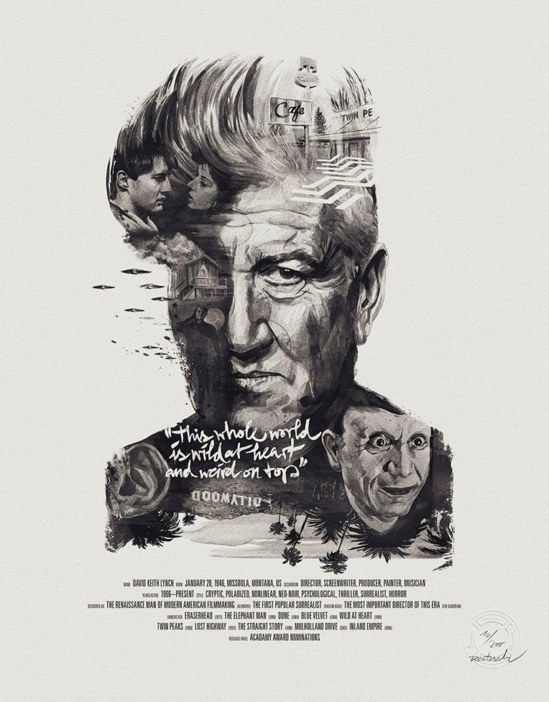 Julian Rentzsch - David Lynch - Stellavie