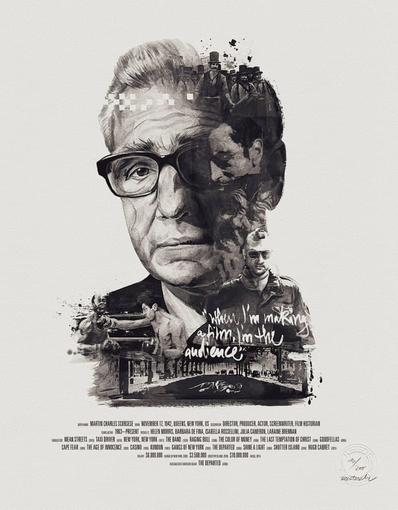 Julian Rentzsch - Martin Scorsese - Stellavie