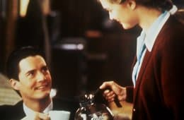 Dale Cooper and Annie Blackburn