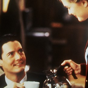 Have Coffee & Pie With Kyle MacLachlan