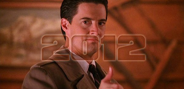 12 Reasons Why 2012 Was Another Damn Good Year For Twin Peaks Fans