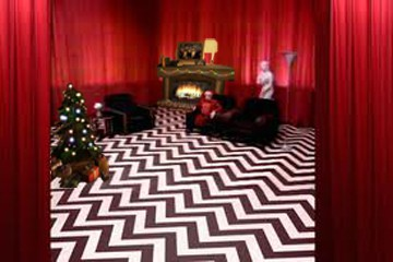 Black Lodge Christmas