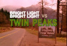 Bright Light Bright Light - Falling (Twin Peaks theme)
