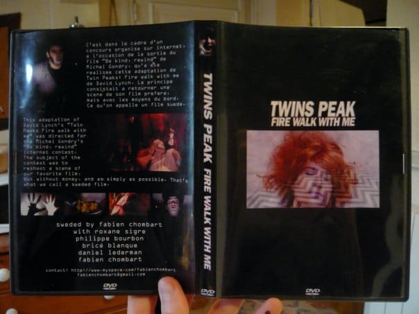 Twins Peak DVD Cover
