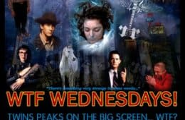 Twin Peaks WTF Wednesdays! Washington DC