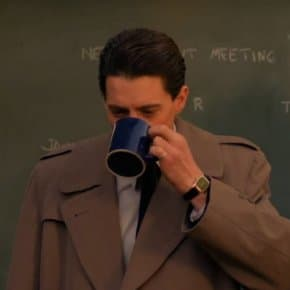 Dale Cooper's Guide To Tasting Coffee