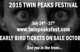 Twin Peaks Fest 2015