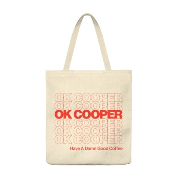 Good Morning, America! tote bag