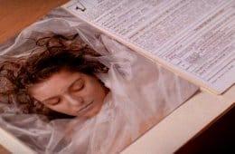 Laura Palmer murder case file