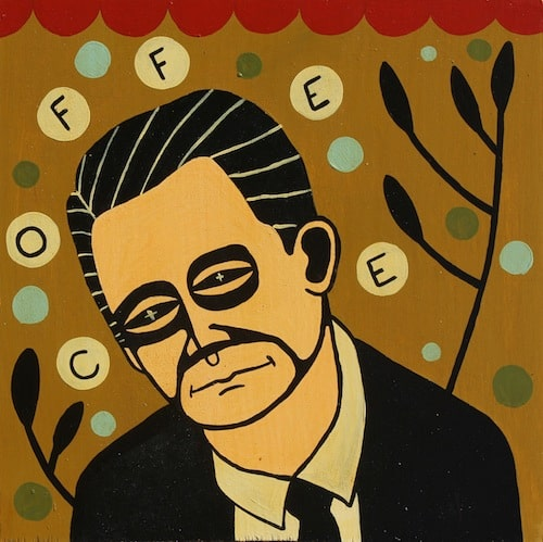 Agent Cooper by Mike Egan