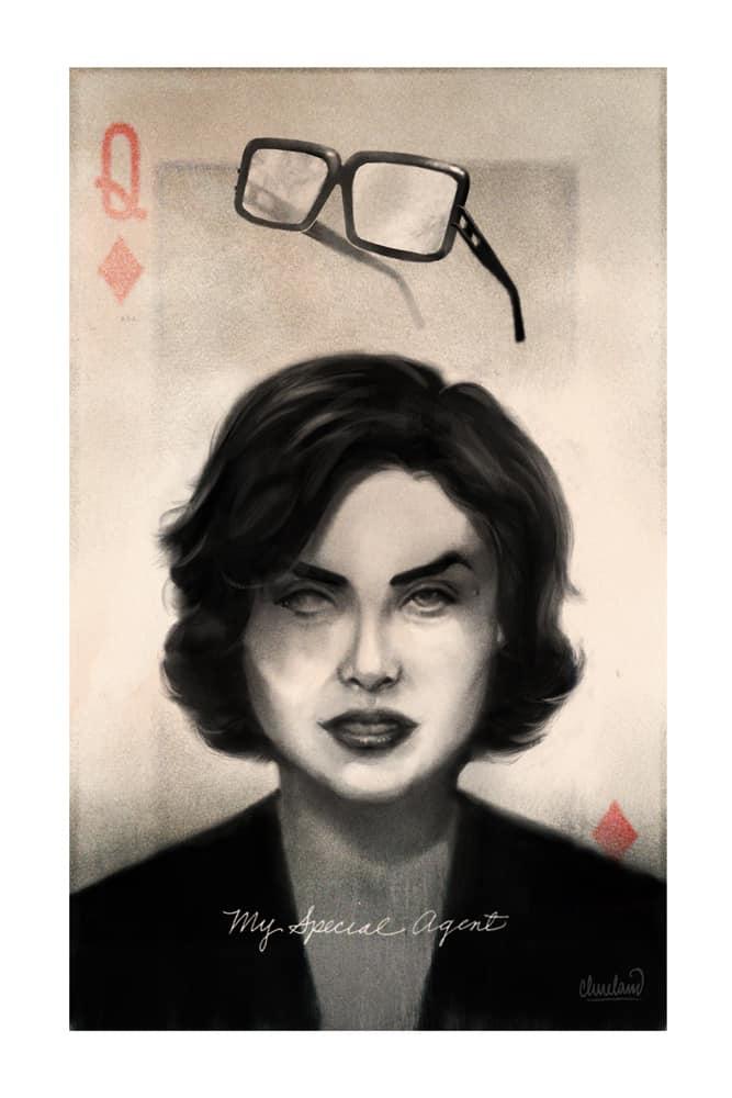 Audrey Horne - Caleb Cleveland