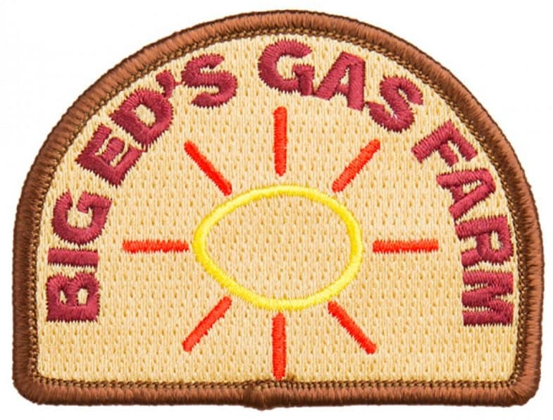 Big Ed's Gas Farm patch
