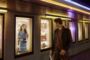 Blake Morrow - Return to Twin Peaks - Diner