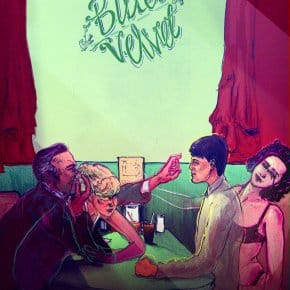 Blue Velvet - Shaun Lynch