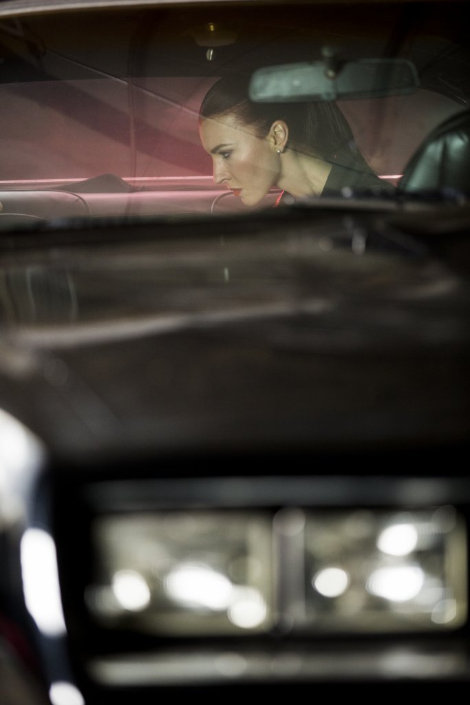 Chrysta Bell - Night Ride Behind The Scenes 09