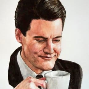 Damn Fine Cup of Coffee - Christine Hostetler