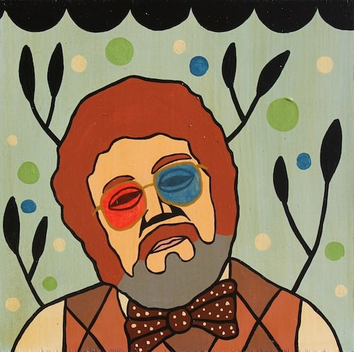 Dr Lawrence Jacoby by Mike Egan