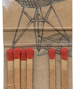 Eames Chair - Jason D'Aquino