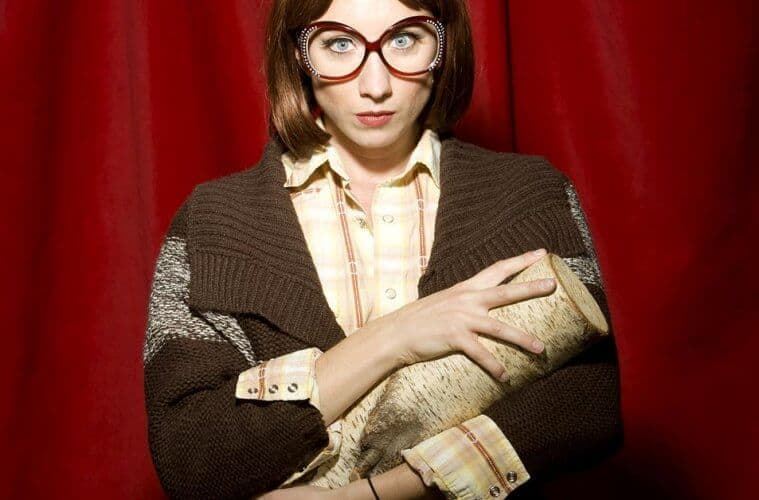 Log Lady cosplay by Amelia Bareparts. Photo by Francine Daveta