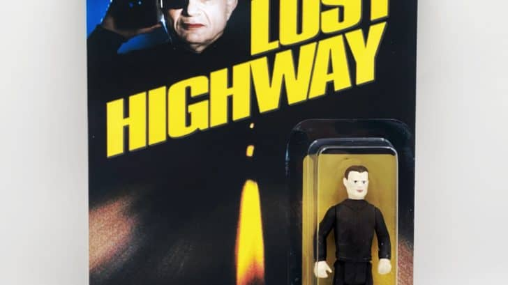 Lost Highway Carded Figure By Dano Brown