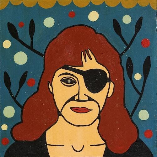 Nadine Hurley by Mike Egan