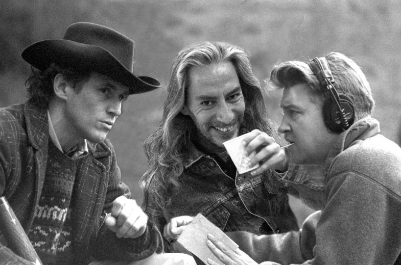Sheriff Truman, Killer Bob and David Lynch