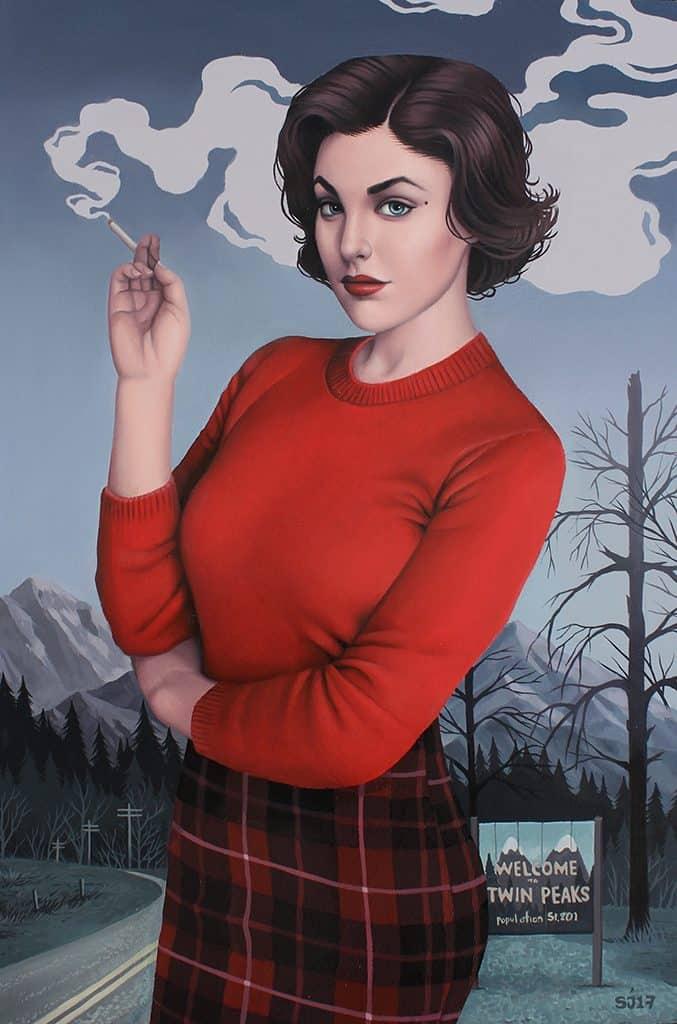 Sarah Joncas - Audrey