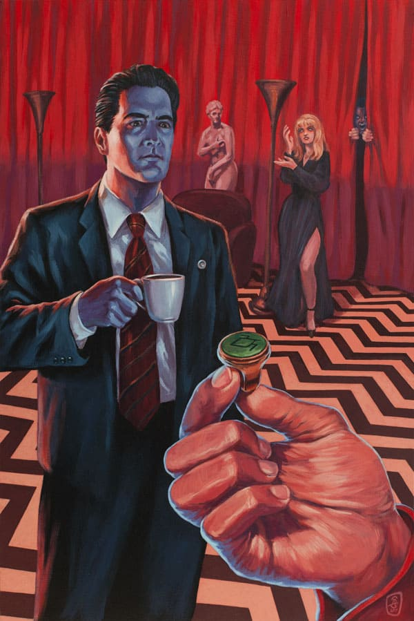Stephen Andrade - The Black Lodge