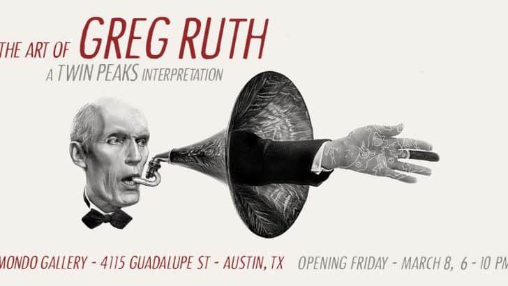 The Art Of Greg Ruth A Twin Peaks Interpretation