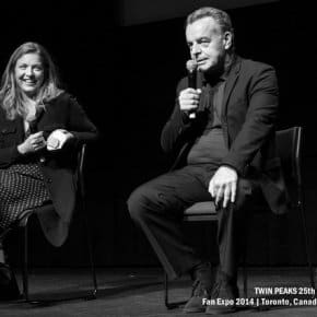 Twin Peaks Reunion With Ray Wise, Sheryl Lee & Sherilyn Fenn At Fan Expo Canada (Photos)