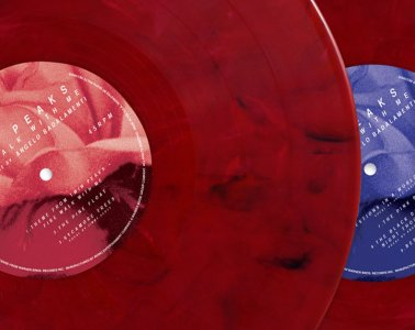 Twin Peaks Fire Walk with Me soundtrack vinyl reissue