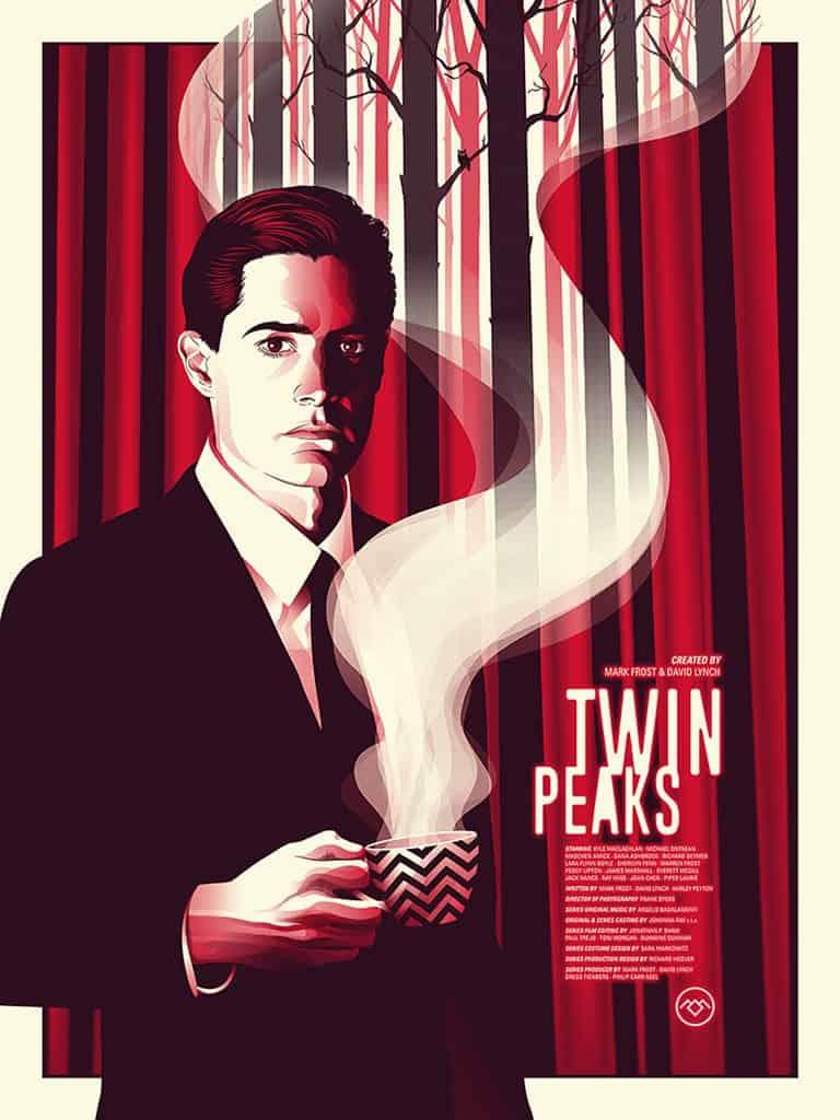 Twin Peaks - Guillaume Morellec