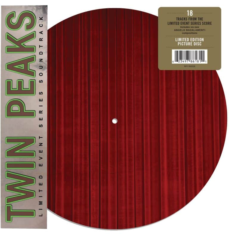 Twin Peaks - Limited Event Series Soundtrack RSD 2018