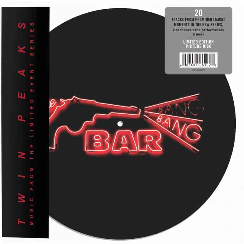 Twin Peaks - Music From Limited Event Series RSD 2018