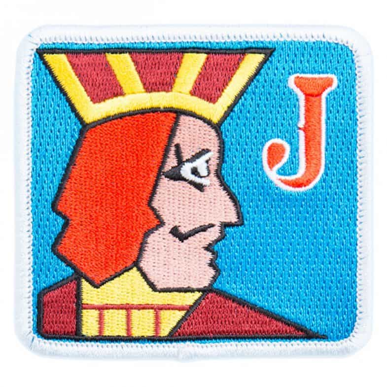 Twin Peaks One Eyed Jacks patch