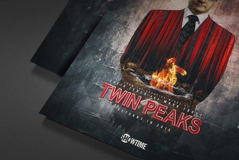 Twin Peaks Revival Posters 01