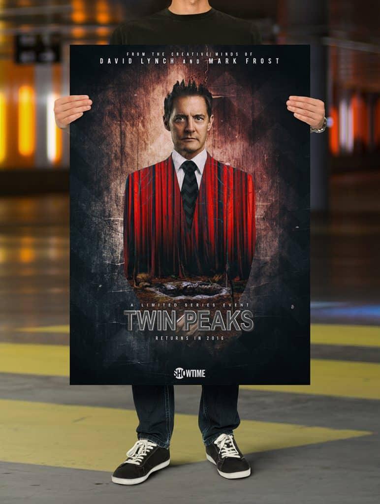 Twin Peaks Revival Posters 02