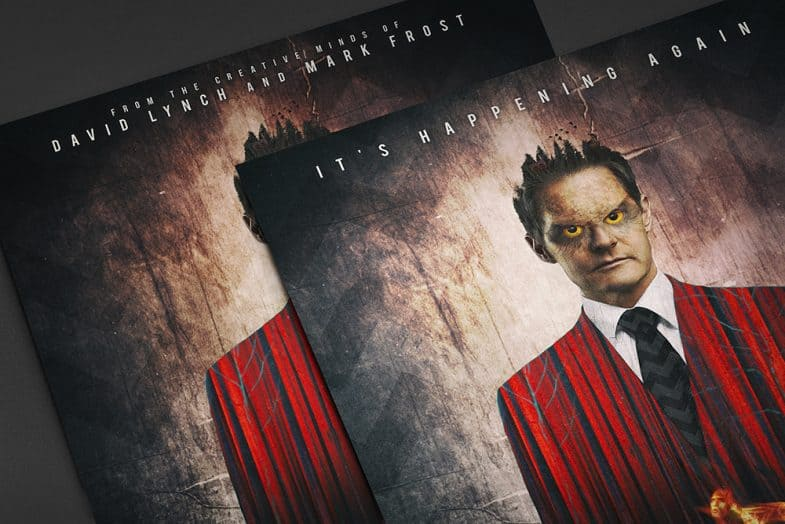 Twin Peaks Revival Posters 03