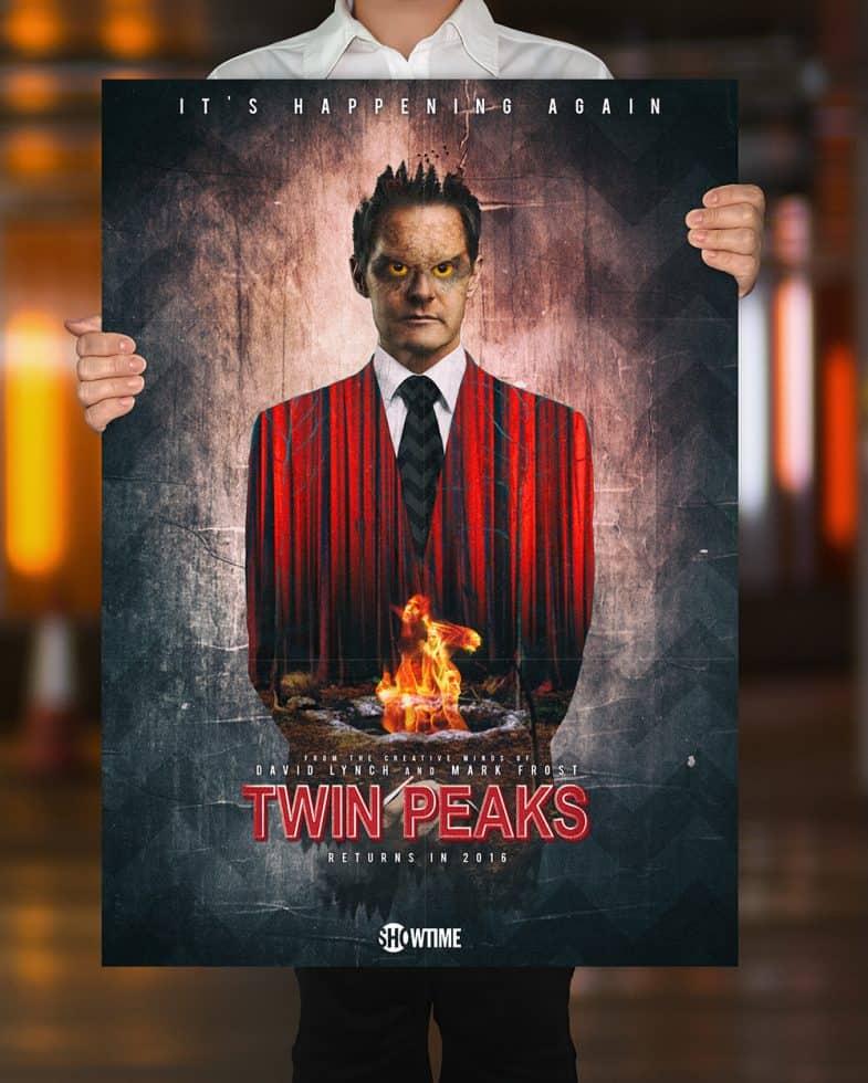 Twin Peaks Revival Posters 11
