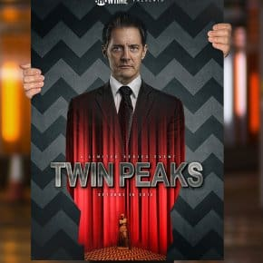 Fan-Designed Twin Peaks Poster Campaign Envisions Dale Cooper On Billboards