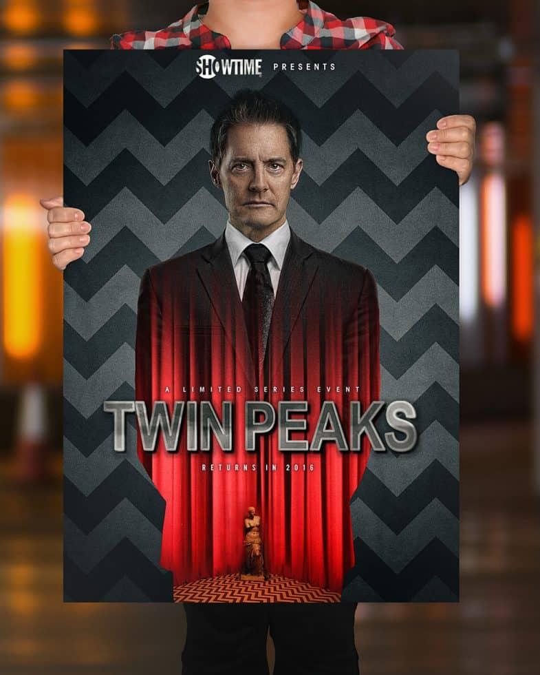 Twin Peaks Revival Posters 14
