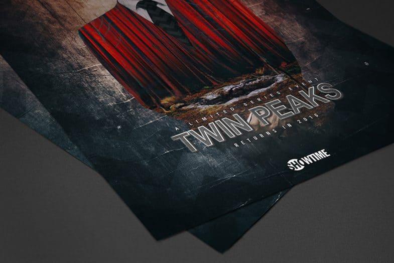 Twin Peaks Revival Posters 16