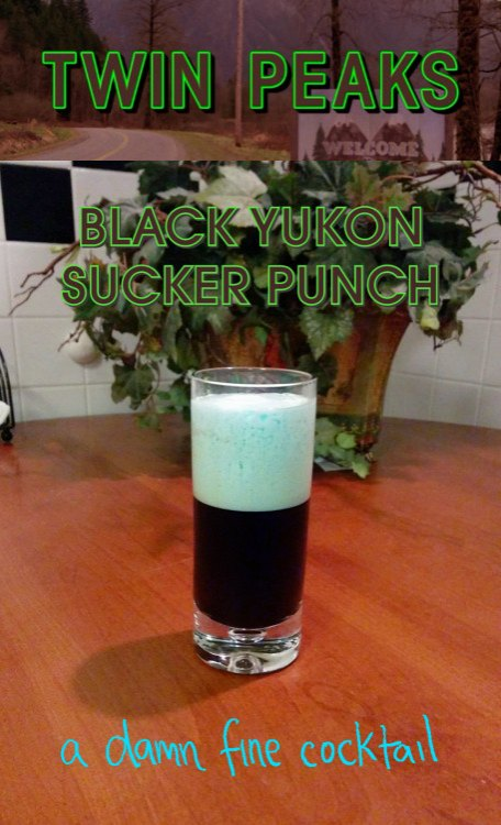 Black Yukon Sucker Punch