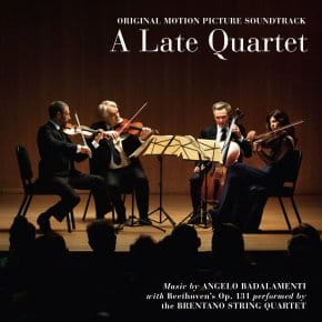 Preview & Preorder: Angelo Badalamenti - A Late Quartet Soundtrack