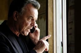 Ray Wise in The Aggression Scale