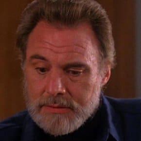 Al Strobel, One Armed Man on Twin Peaks