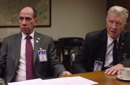 Albert Rosenfield & Gordon Cole reacting to...